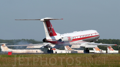 08 - Tupolev Tu-134Sh - Russia - Air Force