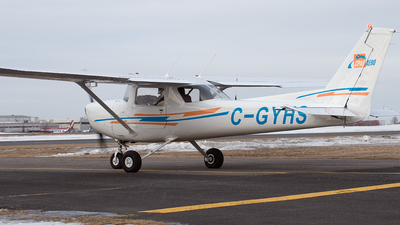 A picture of CGYHS - Cessna 152 - [15281727] - © Vincent Bertrand