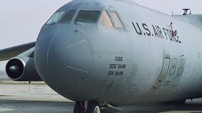 66-0166 - Lockheed C-141B Starlifter - United States - US Air Force (USAF)