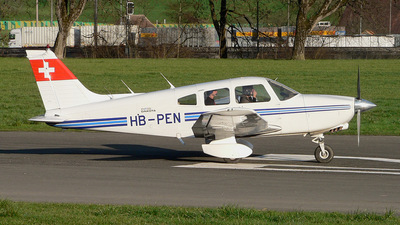 HB-PEN - Piper PA-28-236 Dakota - Private