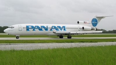 N342PA - Boeing 727-222(Adv) - Pan Am Clipper Connection (Boston-Maine Airways)