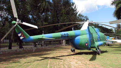 H02 - Mil Mi-8T Hip - Cuba - Air Force