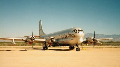 53-151 - Boeing KC-97G Stratofreighter - United States - US Air Force (USAF)