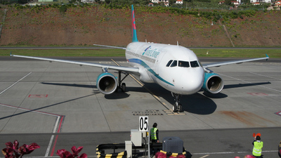G-OOPU - Airbus A320-214 - Thomson Airways