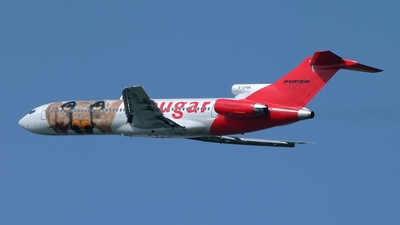 G-OPMN - Boeing 727-225(Adv) - Cougar Leasing