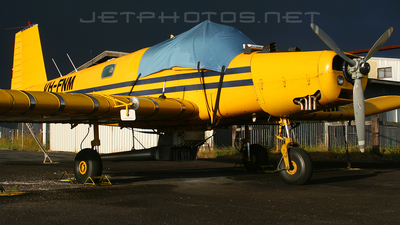 VH-FNM - Airparts FU-24-954 - Private