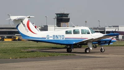 A picture of GBNYO - Beech 76 Duchess - [ME78] - © Simon A. Baskerville