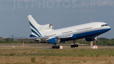 N388LS - Lockheed L-1011-500 Tristar - Private