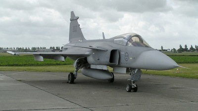 39202 - Saab JAS-39A Gripen - Sweden - Air Force