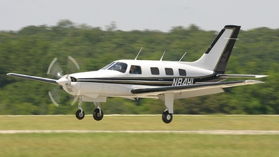 N84HL - Piper PA-46-310P Malibu - Private