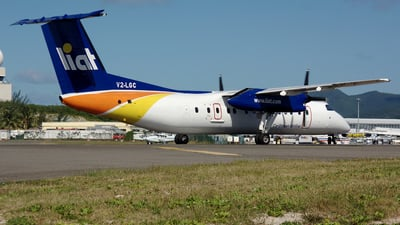 V2-LGC - Bombardier Dash 8-311 - Leeward Islands Air Transport (LIAT)