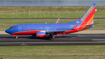 N295WN - Boeing 737-7H4 - Southwest Airlines