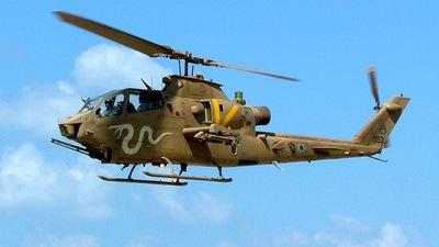 353 - Bell AH-1S Tsefa A - Israel - Air Force
