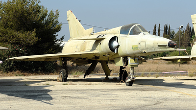 - IAI Kfir C2 - Israel - Air Force
