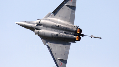117 - Dassault Rafale C - France - Air Force