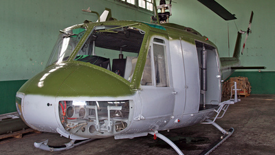 109 - Bell 212 - Guatemala - Air Force