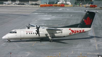 C-GNON - Bombardier Dash 8-301 - Air Canada Jazz