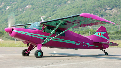 HB-ETR - Maule M-4-210C - Private
