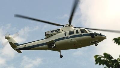 N17ED - Sikorsky S-76B - Private
