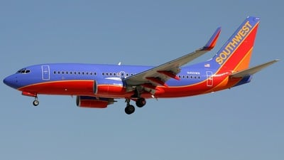 N450WN - Boeing 737-7H4 - Southwest Airlines