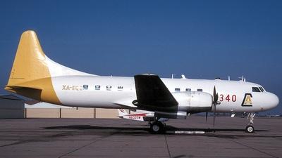 XA-SQG - Convair C-131B Samaritan - Aero Cedros
