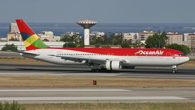 PR-ONA - Boeing 767-322(ER) - OceanAir