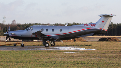 PH-SOE - Pilatus PC-12/47E - Private