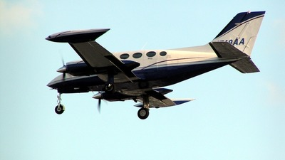 A picture of N749AA - Cessna 414 - [4140049] - © William Jenkins