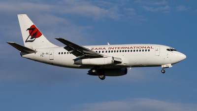 ZS-SIL - Boeing 737-244(Adv) - Air Zara International