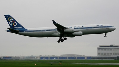 SX-DFA - Airbus A340-313X - Olympic Airlines