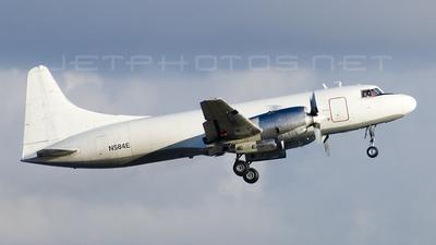 N584E - Convair CV-580 - Air Tahoma