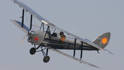 A picture of GANRF - De Havilland DH82 Tiger Moth - [83748] - © Ian Howat
