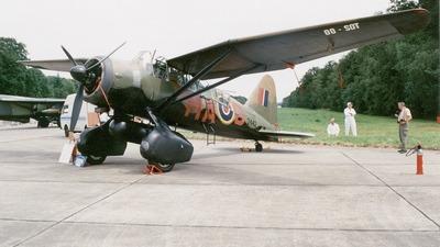 OO-SOT - Westland Lysander Mk IIIA - Sabena