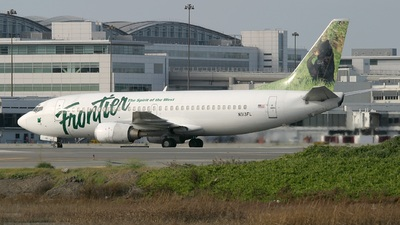 N313FL - Boeing 737-3L9 - Frontier Airlines