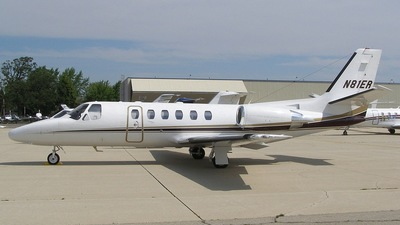 N81ER - Cessna 550 Citation II - Private