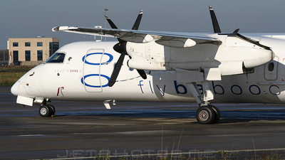 HB-JEJ - Bombardier Dash 8-Q315 - Flybaboo