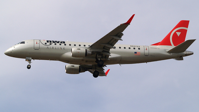 N607CZ - Embraer 170-200LR - Northwest Airlink (Compass Airlines)