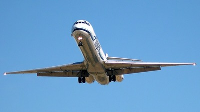 N***AS - McDonnell Douglas MD-83 - Alaska Airlines