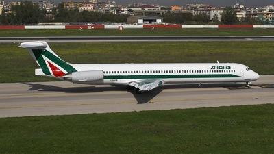 I-DACN - McDonnell Douglas MD-82 - Alitalia