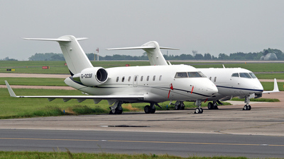 G-OCSF - Bombardier CL-600-2B16 Challenger 605 - Ocean Sky Aviation