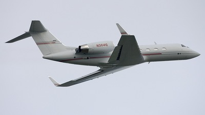 N364G - Gulfstream G-IV - Private