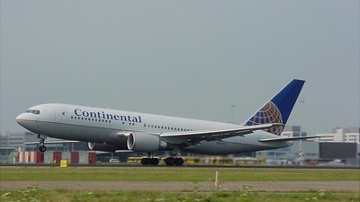 N67157 - Boeing 767-224(ER) - Continental Airlines