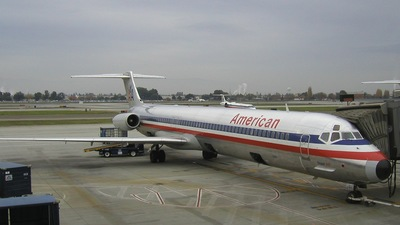 N7520A - McDonnell Douglas MD-82 - American Airlines