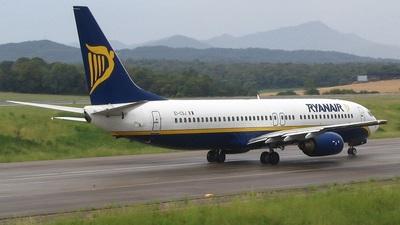 EI-CSJ - Boeing 737-8AS - Ryanair