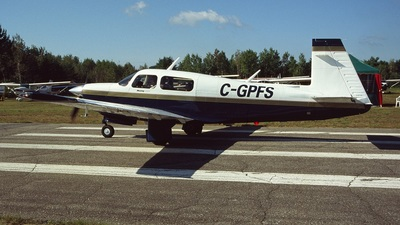 C-GPFS - Mooney M20J - Private