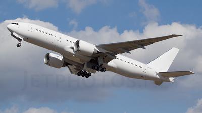 N5028Y - Boeing 777-2KQLR - Boeing Company