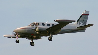N340MM - Cessna 340A - Private