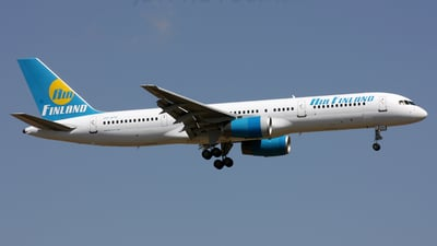 OH-AFK - Boeing 757-28A - Air Finland