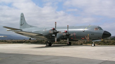 402 - Lockheed P-3A Orion - Chile - Navy
