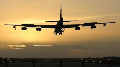- Boeing B-52H Stratofortress - United States - US Air Force (USAF)